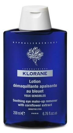 Lotion démaquillante aux bleuets Klorane