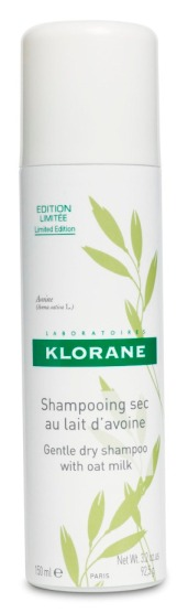 Shampooing sec à l'avoine Klorane