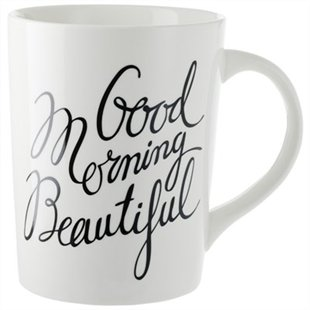 Mug Good Morning Beautiful-Chapters Indigo