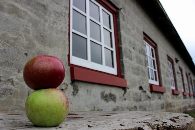 Pomme-grange